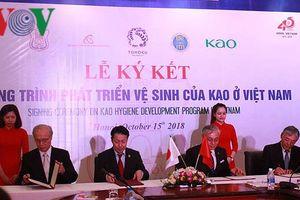 Hợp tác triển khai kiểm soát nhiễm khuẩn trong bệnh viện ở Việt Nam