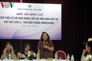 300 nhà khoa học nữ châu Á - TBD trao đổi kinh nghiệm tại Việt Nam