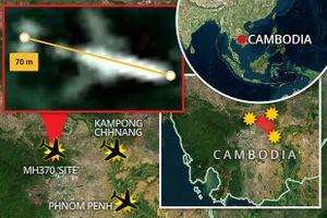 Khu vực nghi MH370 rơi nằm trong Tam giác quỷ Bermuda mới