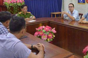 Phóng viên VTC News bị bảo vệ bãi rác ở Đà Nẵng hành hung, dọa giết, đòi chôn sống
