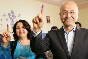 Tân Tổng thống Iraq Barham Salih: Tính tương đối của sự tuyệt đối