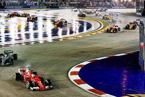 Những cung đường đua F1 nổi tiếng nhất trên thế giới