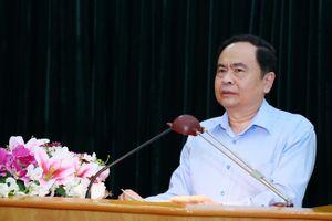 UBTƯ MTTQ Việt Nam thông báo nhanh kết quả Hội nghị Trung ương 8
