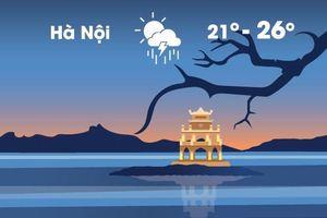 Thời tiết ngày 16/10: Hà Nội chuyển lạnh vì gió mùa Đông Bắc