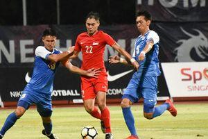 Đội tuyển Singapore bị chê trước thềm AFF Cup 2018