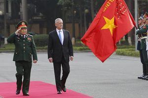 Bộ trưởng Mattis tới VN: Châu Á là 'sân khấu ưu tiên' của Mỹ
