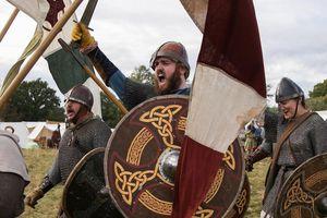 Tái hiện trận chiến thay đổi số phận nước Anh 1.000 năm trước