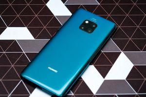 Huawei ra mắt smartphone lên đến 7,2 inch