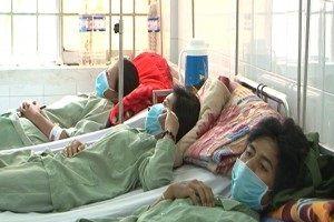 Kon Tum: Tiêm vacxin cho hơn 8.000 người tại ba xã có ổ dịch bạch hầu