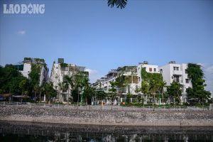 Bên trong 'khu biệt thự hiện đại nhất Thủ đô' thiếu nợ hơn 300 tỉ bị Cục thuế 'bêu' tên