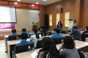 Hơn 130 cán bộ Công đoàn GTVT Việt Nam tập huấn công tác nữ công