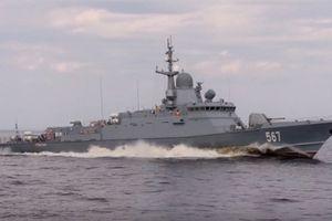 Nga loại động cơ Trung Quốc khỏi tàu Karakurt