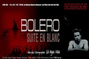 Lần đầu trình diễn vở ballet nổi tiếng 'Bolero' tại Việt Nam