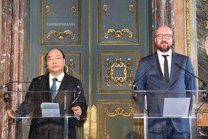 Bỉ cam kết thúc đẩy nền nông nghiệp sạch ở Việt Nam