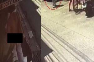 Người đàn ông Thái Lan bị bắt vì 'làm bậy' trước mặt nữ du khách