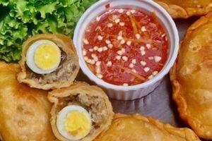 Quán bánh gối, quẩy nóng giòn rụm cho ngày mưa lạnh ở Hà Nội