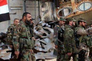 Quân đội Syria ra tối hậu thư cho khủng bố ở Idlib