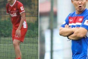 Tin tối (16.10): HLV Park Hang-seo 'vá' hàng thủ bằng 1 tiền đạo?