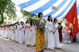 Năm học 2019-2010, Hà Nội sẽ giảm khoảng 4.000 học sinh thi vào lớp 10