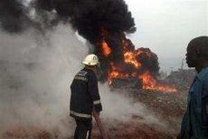 60 người thiệt mạng do cháy đường ống dẫn dầu ở Nigeria