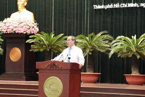 Bí thư Nguyễn Thiện Nhân nói về nhà hát 1.500 tỉ đồng ở Thủ Thiêm