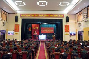 Tổng cục Hậu cần thông báo nhanh kết quả Hội nghị Trung ương 8 khóa XII