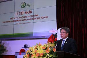 Bệnh viện Hữu nghị Việt Đức ra mắt Ngân hàng mô đầu tiên tại Việt Nam