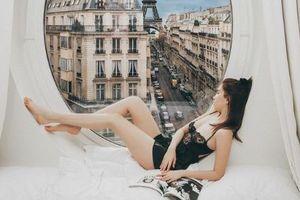 CĐM truy lùng căn phòng sống ảo của Ngọc Trinh tại Paris