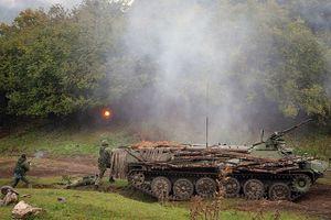 Quân đội Nga – Pakistan tập trận chung ở độ cao 1.400 mét