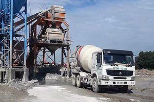Hà Nội: Trạm trộn bê tông trên đất nông nghiệp gây ô nhiễm môi trường?