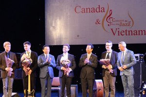 Những chú ong B's Bees mang nhạc jazz Canada tới Việt Nam