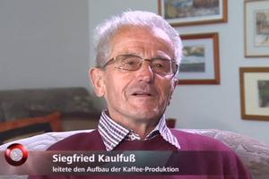 Kaulfuß - ông già Đức nặng lòng với cà phê Việt