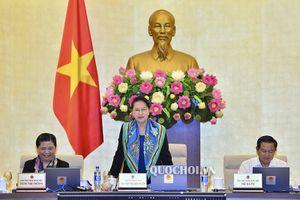 Ủy ban Thường vụ Quốc hội cho ý kiến việc thực hiện các chương trình mục tiêu quốc gia