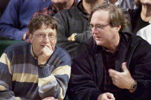 Tỉ phú Paul Allen, nhà đồng sáng lập Microsoft, qua đời