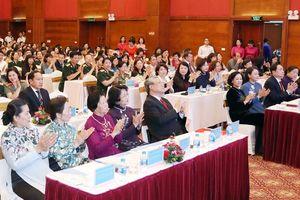 Trao giải thưởng Phụ nữ Việt Nam 2018 cho 15 tập thể và cá nhân xuất sắc
