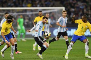 Brazil - Argentina (0 giờ 45 ngày 17.10): Cân sức