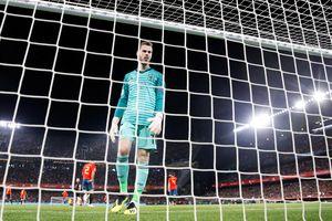 'Thảm họa' De Gea khiến Tây Ban Nha đứt mạch 27 trận bất bại