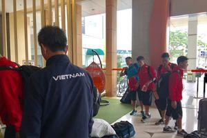 U.19 Việt Nam: HLV Hoàng Anh Tuấn tạm biệt 2 cầu thủ đầu tiên
