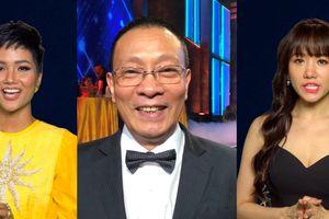 Nhà báo Lại Văn Sâm, Hoa hậu H'Hen Niê cùng dàn sao Việt ủng hộ SSEAYP 2018
