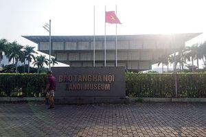 Hà Nội: Khi bảo tàng nghìn tỷ... ế khách