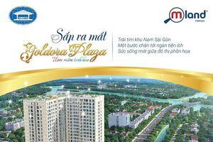TEMATCO công bố sắp ra mắt dự án Goldora Plaza tại khu Nam Sài Gòn