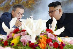 Hàn – Triều họp với Bộ Tư lệnh Liên Hợp Quốc tại làng Bàn Môn Điếm