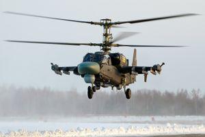 Nga thử thành công trực thăng chiến đấu độc nhất vô nhị