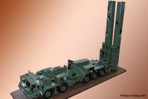 Nga sắp phát triển hệ thống tên lửa S-700?