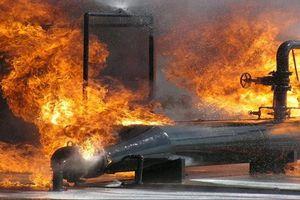 60 người Nigeria thiệt mạng sau vụ nổ đường ống dẫn dầu