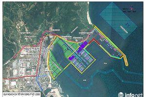 Đà Nẵng đề nghị TƯ bố trí 500 tỉ đồng để khởi công cảng Liên Chiểu năm 2019