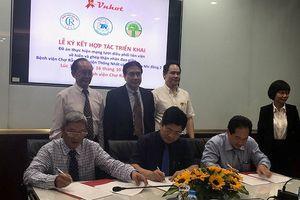 TPHCM: Ba bệnh viện lớn hợp tác điều phối ghép thận