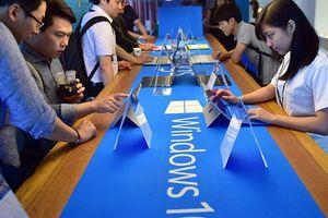 Microsoft khắc phục sự cố 'màn hình xanh' cho máy tính Windows 10 từ HP