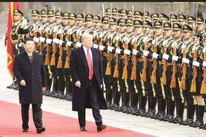 Hoài nghi về mối quan hệ Mỹ-Trung
