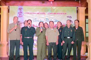 Giao lưu thơ, nhạc 'Âm vang Truông Bồn'
